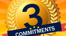 3 Commitments