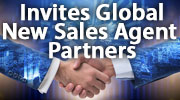 Invites Global New Sales Agent Partners