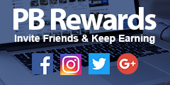 PB Rewards - Invite Friends & Keep Earning