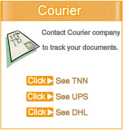 Click  to see  details of courier company