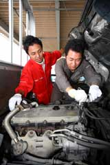 What ask your auto repairman