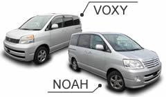 toyota noax и voxy
