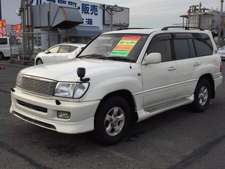 TOYOTA LAND CRUISER VX-LTD