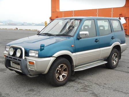 NISSAN MISTRAL TYPE-X