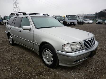 MERCEDES BENZ C240 (C CLASS) STATION WAGON