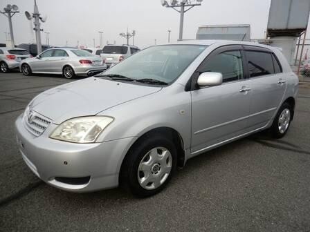 TOYOTA ALLEX XS 150 WISE SELECTION