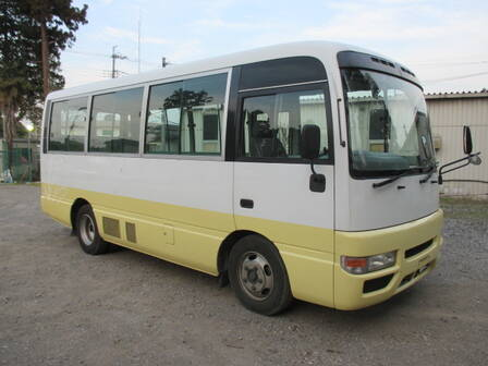 NISSAN CIVILIAN SCHOOL BUS