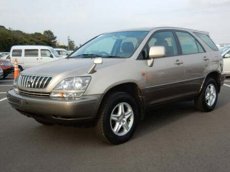TOYOTA HARRIER (LEXUS RX300) 2.4iR VERSION