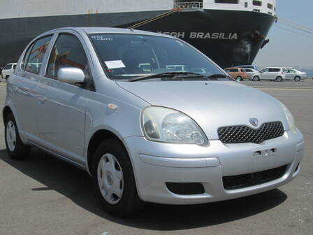 TOYOTA VITZ (YARIS) U D PACKAGE