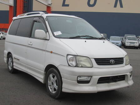 TOYOTA LITE ACE NOAH ROAD TOURER