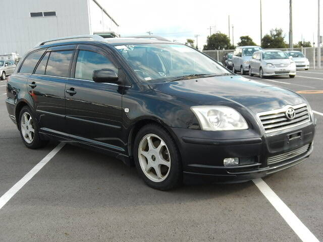 2004 toyota avensis wagon | ref no.24805 | japanese used cars