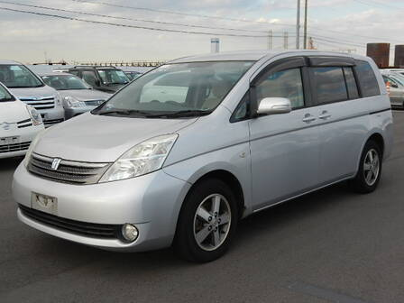 TOYOTA ISIS G