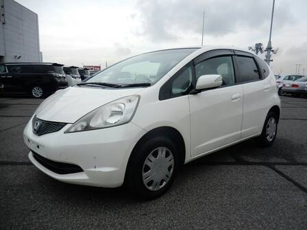 HONDA FIT (JAZZ) G Highway Edition