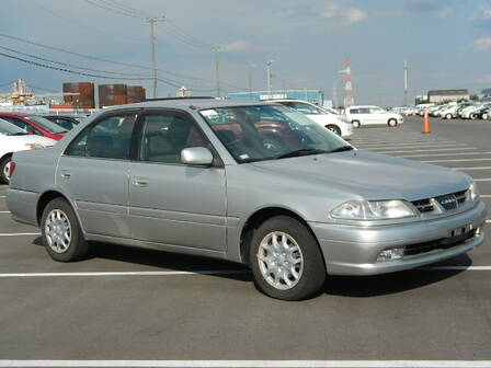 TOYOTA CARINA MY ROAD