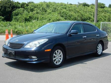 TOYOTA WINDOM (LEXUS ES300) 3.0 X BLACK SELECTION