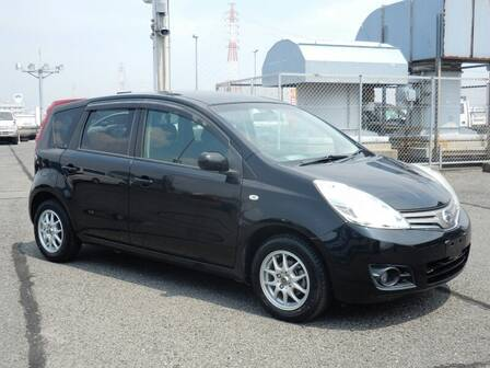 NISSAN NOTE 15X PLUS NAVI HDD SPECIAL