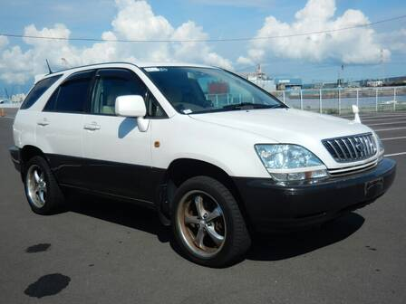 TOYOTA HARRIER (LEXUS RX300) FOUR G PACKAGE