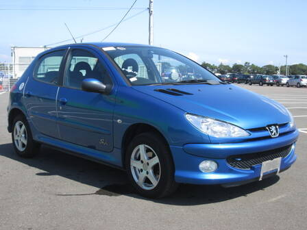 PEUGEOT 206 STYLE
