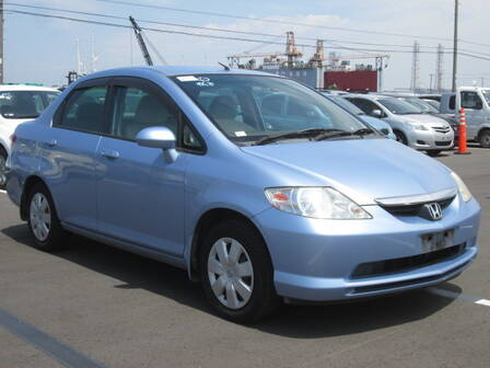 HONDA FIT ARIA 1.5W