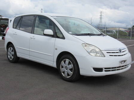 TOYOTA COROLLA SPACIO (VERSO) X LTD