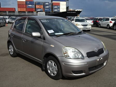 TOYOTA VITZ (YARIS) U L PACKAGE
