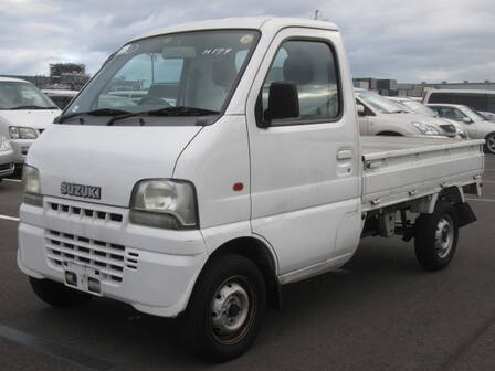SUZUKI CARRY TRUCK KU