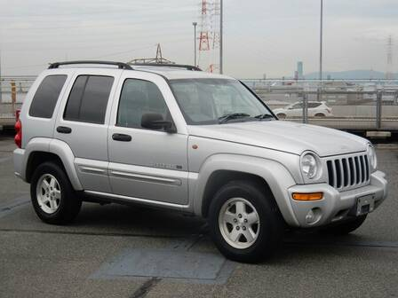 CHRYSLER JEEP CHEROKEE LIMITED