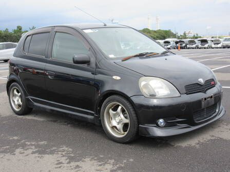 TOYOTA VITZ (YARIS) RS D PACKAGE