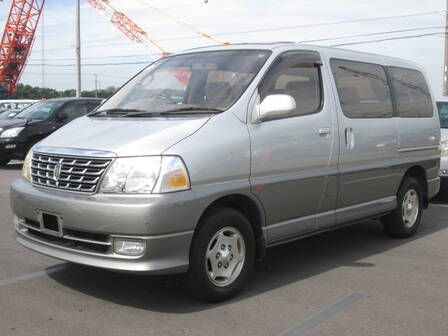TOYOTA GRAND HIACE LTD EXCELLENT EDITION