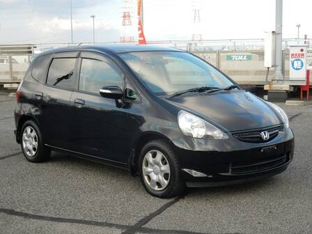 HONDA FIT (JAZZ) 1.3A HID EDITION