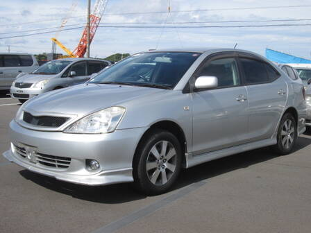 TOYOTA ALLION A18 S PACKAGE