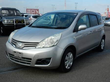 NISSAN NOTE 15X