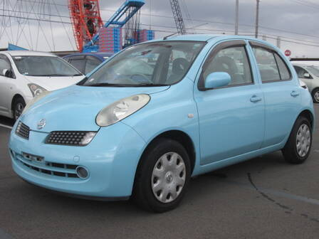 NISSAN MARCH (MICRA) 12S ONE TOUCH COLLECTION