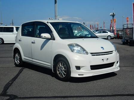 TOYOTA PASSO 1.0X F PACKAGE