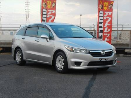 HONDA STREAM X Stylish Package