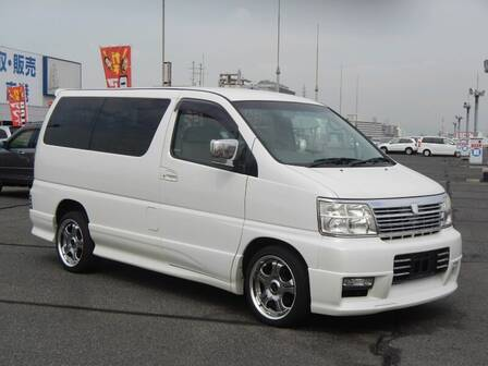 NISSAN ELGRAND S-EDITION