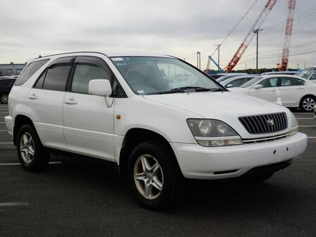 TOYOTA HARRIER (LEXUS RX300) 3.0 EXTRA G PACKAGE