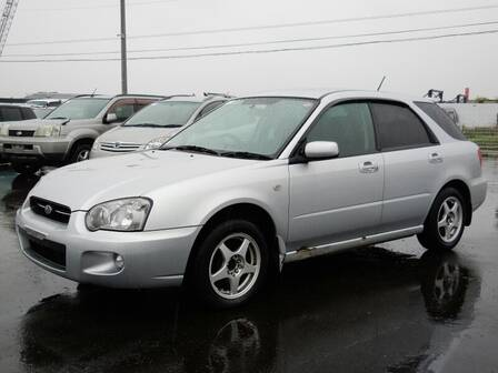 SUBARU IMPREZA SPORTS WAGON 15i