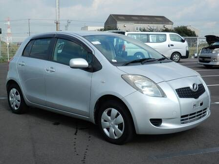 TOYOTA VITZ (YARIS) F Advanced Edition