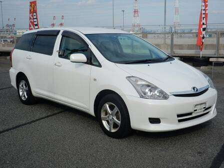 TOYOTA WISH X L Edition