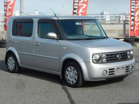 NISSAN CUBE CUBIC 15M V Selection