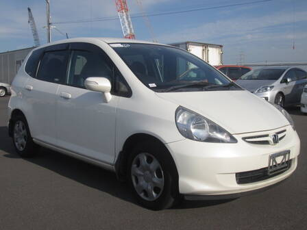 HONDA FIT (JAZZ) A