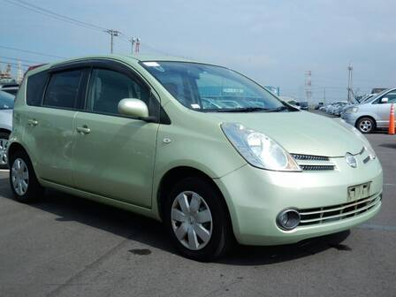 NISSAN NOTE 15M KAGAYAKI EDITION PLUS NAVI HDD