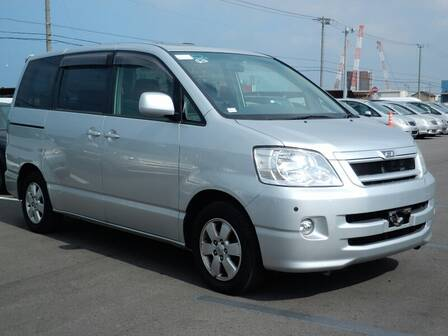 TOYOTA NOAH L G SELECTION