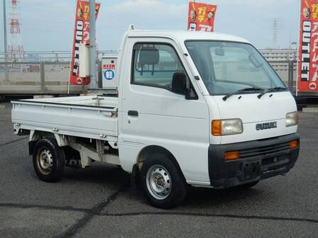 SUZUKI CARRY TRUCK KC