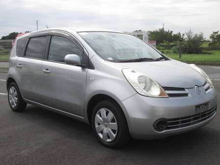 NISSAN NOTE 15M