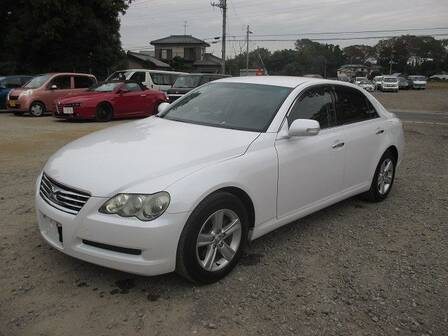 TOYOTA MARK X 250G L PACKAGE