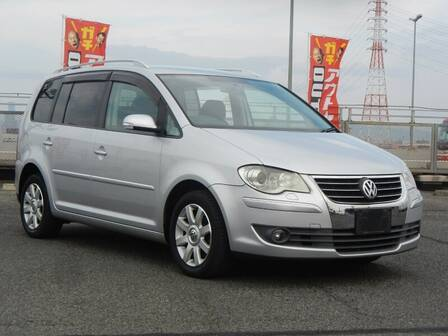VOLKSWAGEN GOLF TOURAN TSI HIGHLINE