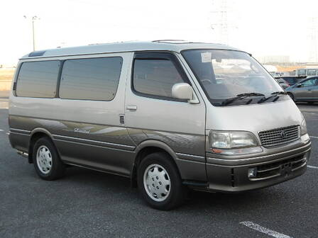 TOYOTA HIACE WAGON SUPER CUSTOM LTD
