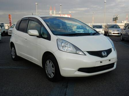 HONDA FIT (JAZZ) G SMART SELECTION